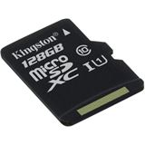 128 GB Kingston SDC10G2 microSDXC Class 10 Retail inkl. Adapter auf SD