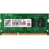 4GB Transcend TS512MSK64V3H DDR3L-1333 SO-DIMM CL9 Single
