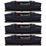 32GB G.Skill RipJaws V schwarz DDR4-3200 DIMM CL15 Quad Kit