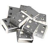 Lindy USB Port Schloss ohne Schlüssel 10 Stück