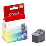 Canon Tinte CL-51 0618B027 cyan, magenta, gelb