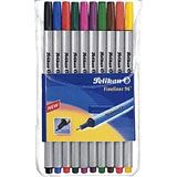 Pelikan Fineliner 96 10 Farben sortiert