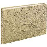 """Hama Foto-Album 2in1, Motiv: """"Caracas"""", Buchalbum, gold"""