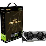 8GB Palit GeForce GTX 1070 Super Jetstream Aktiv PCIe 3.0 x16 (Retail)