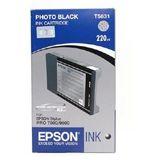 Epson Tinte T5631 C13T563100 schwarz photo