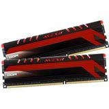 16GB Avexir Core Series LED rot DDR3-1600 DIMM CL11 Dual Kit