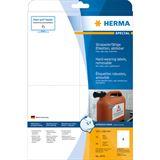 Herma Folien-Etiketten SPECIAL, 105 x 148 mm, ablösbar