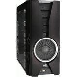 ATX Midi Aerocool AeroEngine II schwarz (ohne Netzteil)