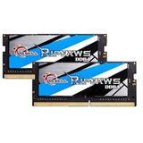 32GB G.Skill RipJaws DDR4-3000 SO-DIMM CL16 Dual Kit