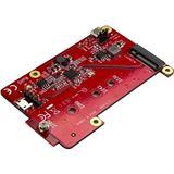 Delock Konverter Raspberry Pi USB 2.0 > M.2 Key B Slot