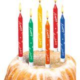 """Susy Card Geburtstagskerzen """"Happy Birthday"""", aus Wachs"""