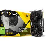 8GB ZOTAC GeForce GTX 1070 Ti Mini Aktiv PCIe 3.0 x16 (Retail)
