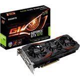 8GB Gigabyte GeForce GTX 1070 G1 Gaming 8G RGB Fusion Aktiv PCIe 3.0 x16 (Retail)