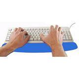 InLine Gel Blau Handballenauflage für Tastaturen (55557B)