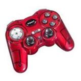 Saitek Colour Rumble Pad rot