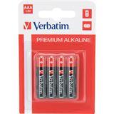 Verbatim LR03 AAA / Micro Alkaline 1.5 V 4er Pack