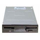 """Teac 3.5"""" (8,9cm) Diskettenlaufwerk schwarz"""