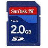 SanDisk Secure Digital Card (SD) 2048MB bulk