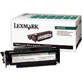 Lexmark Toner 12A7415 Schwarz