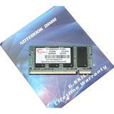 512MB G.Skill SA Series DDR-400 SO-DIMM CL3 Single