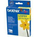 Brother Tinte LC-970Y gelb