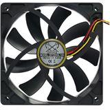 Scythe Slip Stream 120 120x120x25mm 1600 U/min 33 dB(A) schwarz