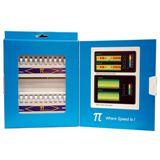 2x1024MB G.Skill PI Series DDR3-1600 CL7 Kit