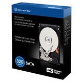 "320GB WD Scorpio Blue WD3200BEVTRTL2 8MB 2.5"" (6.4cm) SATA 3Gb/s"