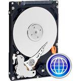 "640GB WD Scorpio Blue WD6400BEVT 8MB 2.5"" (6.4cm) SATA 3Gb/s"