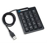 Manhattan Numeric Keypad, Slim