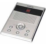 Audioline AB871 Silber Anrufbeantworter