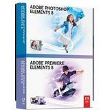 Adobe Photoshop Elements 8.0 und Premiere Elements 8.0 Update (PC)