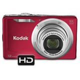 Kodak EasyShare M381 Red
