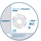 Olympus DSS Player Software Standard Diktiermodul
