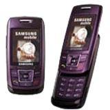 Samsung SGH-E250i purple