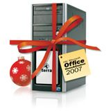 Terra PC-HOME 5100 iQ8300 4GB 1000GB DVD-RW W7HP