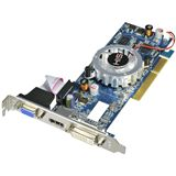 512MB HIS Radeon HD 4350 Low Profile DDR3 AGP
