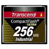 256 MB Transcend Industrial Ultra Compact Flash TypI 100x Retail