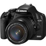 Canon EOS 500D 18-135mm Spiegelreflex Kit