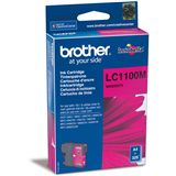 Brother Tinte LC1100M magenta