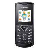 Samsung E1170 Schwarz