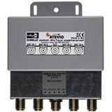 Atevio DiSEqC Switch 4/1 mit WSG