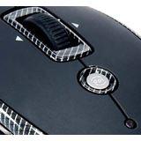 Revoltec Wireless FightMouse Portable Laser Maus Schwarz USB