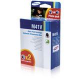 Samsung M41V Schwarz 2-er Pack