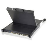 LevelOne Combo KVM-Switch 8-Port