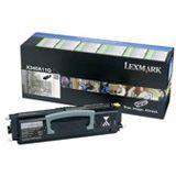 Lexmark Toner X340A31E Schwarz