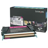 Lexmark Toner C736H1MG magenta