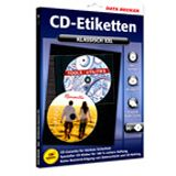 Data Becker CD-Etiketten XXL Klassisch 3ER