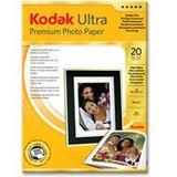 Kodak ULTRA PREMIUM PHOTO PAPER 20 Blatt