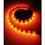 LAMPTRON orange LED-Strip mit 30 LEDs für 4-Pin Molex (LAMP-LEDPR3006)